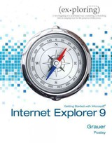 Exploring Getting Started With Web Browsers (s2pcl) - LaBerta, Cathy; Grauer, Robert; Poatsy, Mary Anne - ISBN: 9780132886215