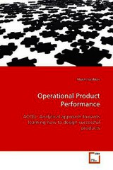Operational Product Performance Accel - Ivashkov, Maxim - ISBN: 9783639090437