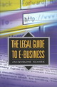 Legal Guide To E-business - Klosek, Jacqueline - ISBN: 9781567204032