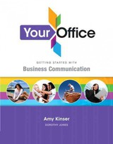 Getting Started With Business Communication - Kinser, Amy/ Jones, Dorothy L. R. - ISBN: 9780132675482