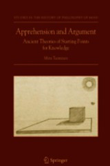 Apprehension And Argument - Tuominen, Miira - ISBN: 9789048172634