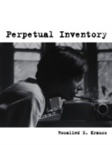 Perpetual Inventory - Krauss, Rosalind E. (editor, October Magazine / Professor, Columbia University) - ISBN: 9780262518727