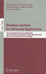 Database Systems For Advanced Applications - ISBN: 9783642290220