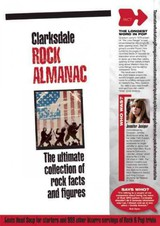 The Clarksdale Rock Almanac (Aka Goats Head Soup For Starters And 999 Other Bizarre Servings Of Music Trivia) - Roberts, David - ISBN: 9781905959358