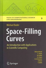 Space-filling Curves - Bader, Michael - ISBN: 9783642310454
