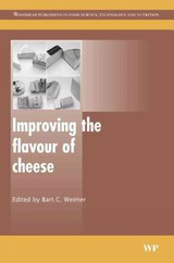 Woodhead Publishing Series in Food Science, Technology and Nutrition, Improving the Flavour of Cheese - ISBN: 9781845690076