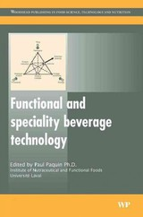 Woodhead Publishing Series in Food Science, Technology and Nutrition, Functional and Speciality Beverage Technology - ISBN: 9781845693428