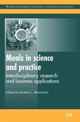 Meals In Science And Practice - ISBN: 9781845694036