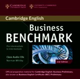 Business Benchmark Pre-intermediate To Intermediate Business Preliminary Class Audio Cds (2) - Whitby, Norman - ISBN: 9781107611030