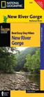 Best Easy Day Hiking Guide And Trail Map Bundle: New River Gorge - Molloy, Johnny - ISBN: 9780762789757