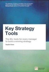 Key Strategy Tools - Evans, Vaughan - ISBN: 9780273778868