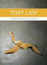 Torts: A Problem-based Approach - Stanley, Neil - ISBN: 9781444145441