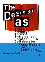 Designer As... - McCarthy, Steven - ISBN: 9789063692926
