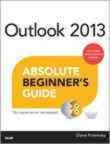 Outlook 2013 Absolute Beginner's Guide - Poremsky, Diane; Gunter, Sherry Kinkoph - ISBN: 9780789750914