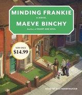 Minding Frankie, 5 Audio-CDs. Herzenskind, Audio-CD, englische Version - Binchy, Maeve - ISBN: 9780385366267