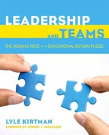 Leadership And Teams - Kirtman, Lyle - ISBN: 9780132778954