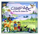Camp Abc: A Place For Outdoor Fun - Aiken, Zora - ISBN: 9780764344237