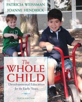 Whole Child - Hendrick, Joanne; Weissman, Patricia - ISBN: 9780132853422