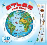 Atlas For Kids - Kazimirava, Karyna - ISBN: 9781618891457