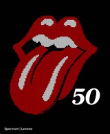 The Rolling Stones  / 50 - Rolling  Stones - ISBN: 9789000328284