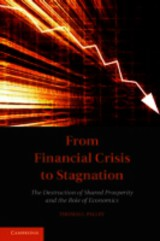 From Financial Crisis To Stagnation - Palley, Thomas I. - ISBN: 9781107612464