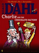 Charlie And The Chocolate Factory - Dahl, Roald/ Blake, Quentin (ILT) - ISBN: 9780141334370