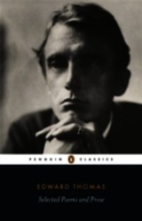 Selected Poems And Prose - Thomas, Edward - ISBN: 9780141393193