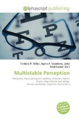 Multistable Perception - ISBN: 9786131703676