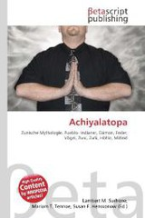Achiyalatopa - ISBN: 9786130919931