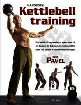 Handboek kettlebell training - ISBN: 9789044735079