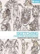 Sketching From The Imagination - 3D Total Publishing (COR) - ISBN: 9781909414020