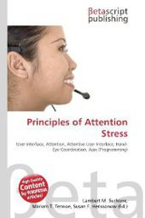 Principles of Attention Stress - ISBN: 9786130986940