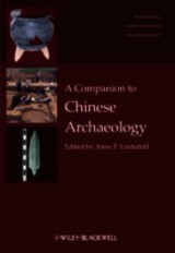Companion To Chinese Archaeology - ISBN: 9781444335293