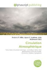 Circulation Atmosphérique - ISBN: 9786131601040
