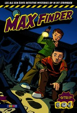 MAX FINDER  - Liam ODonnell - ISBN: 9789048716678