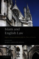 Islam And English Law - Griffith-Jones, Robin (EDT)/ Griffith-Jones, Robin (INT)/ Hockman, Stephen (INT)/ El Fadl, Khaled Abou (CON) - ISBN: 9781107021648
