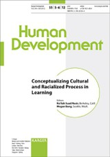 Conceptualizing Culture and Race in the Process of Learning - ISBN: 9783318023268