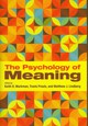Psychology Of Meaning - Markman, Keith D. (EDT)/ Proulx, Travis (EDT)/ Lindberg, Matthew J. (EDT) - ISBN: 9781433812248