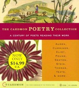 Caedmon Poetry Collection:a Century Of Poets Reading Their Work - Various - ISBN: 9780062206404