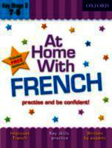 At Home With French (7-9) - Irwin, Janet - ISBN: 9780192734242