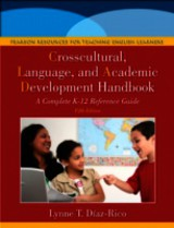 Crosscultural, Language, And Academic Development Handbook - Weed, Kathryn Z.; Diaz-Rico, Lynne T. - ISBN: 9780132855204