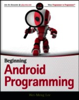 Beginning Android Programming With Android Studio - Dimarzio, Jerome - ISBN: 9781118705599