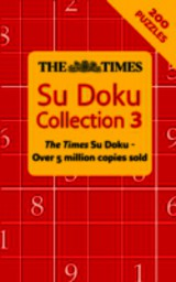 Times Su Doku Collection 3 - The Times Mind Games - ISBN: 9780007519040