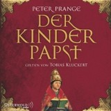 Der Kinderpapst, 8 Audio-CDs - Prange, Peter - ISBN: 9783869521886