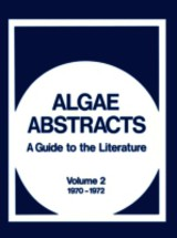 Algae Abstracts - Office of Water Resources Research Staff (EDT) - ISBN: 9781475704228