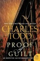 Proof Of Guilt - Todd, Charles - ISBN: 9780062015693