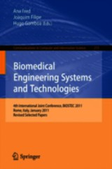 Biomedical Engineering Systems And Technologies - Fred, Ana (EDT)/ Filipe, Joaquim (EDT)/ Gamboa, Hugo (EDT) - ISBN: 9783642297519