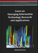 Cases On Emerging Information Technology Research And Applications - Khosrow-Pour, Mehdi (EDT) - ISBN: 9781466636194