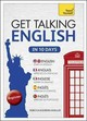 Get Talking English In Ten Days Beginner Audio Course - Moeller, Rebecca - ISBN: 9781444193138