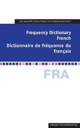 Frequency Dictionary French, m. 1 CD-ROM - ISBN: 9783865837745